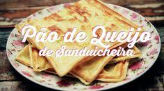 Pão de Queijo de Sanduicheira | SORTEDfood Brasil