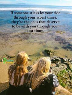 True friend!