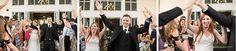 Lake Mary Events Wedding - Corner House Photography - Orlando Wedding Photographer- newlywed send off