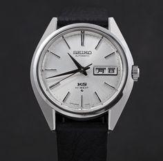 31e39b242 King Seiko 5626-7111 Hi-Beat automatic from 1972. Seiko, Vintage Watches
