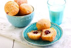 Džemové muffiny