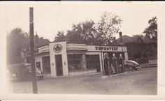 Remembering Service Stations of the Past
