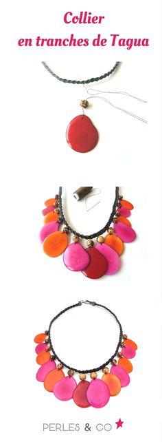 Connaissez-vous les perles de Tagua? Il s'agit de graines naturelles qui…