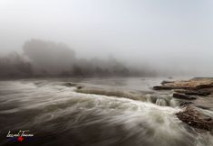 A foggy morning on the Blanco River in San Marcos. Photographic Prints: Photographic prints are available in three finishes – matte, glossy and metallic. Matte prints look great in all types of lig… Foggy Morning, Types Of Lighting, Photographic Prints, Niagara Falls, Looks Great, Canvas Prints, San, River, Texas