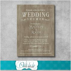 wedding shower invitations-  The invitations should be strongly adhesive if there are multiple layers or embellishments, high quality envelopes or cards, paper cutters and incredi... Check more at http://marinagalleryfineart.com/5007/wedding-shower-invitations