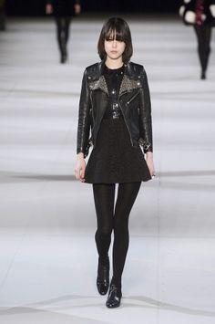 Défilé de mode automne-hiver 2015: Saint Laurent | Clin d'oeil
