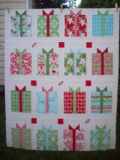 All Wrapped Up Quilt Pattern - Quilting Digest