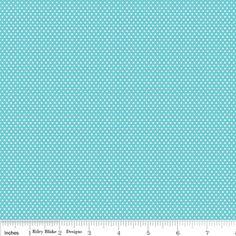 Doodlebug Designs - Santas Workshop - Mini Dot in Blue
