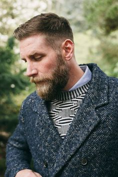 Beards and Sweaters