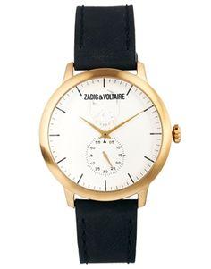 2212b267c83 Zadig   Voltaire Synchro Watch at asos.com