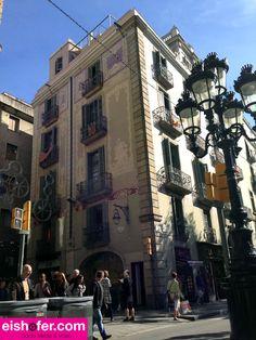 Barcelona November 2013