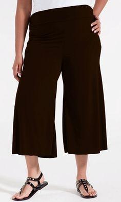 love me some gaucho pants!