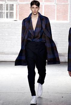 Duckie Brown menswear fall/winter 2015