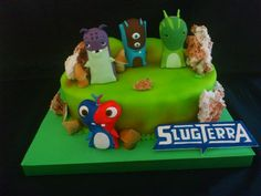 slugterra cake - Pesquisa do Google