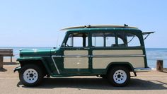 willys wagon surf | Spotted: Strange and spectacular cars in California - The Globe and ...