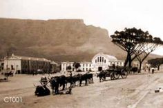 Vintage Historical Cape Town photos - old pictures of Cape Town Old Pictures, Old Photos, South Afrika, Cape Town South Africa, Vintage Photographs, Vintage Photos, Most Beautiful Cities, African History, Travel Around The World