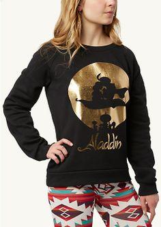 Aladdin Sweatshirt | Get Graphic | rue21