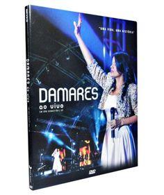 DVD - Damares Ao Vivo Em São Sebastião