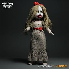 Goth Shopaholic: The Living Dead Dolls Carnival is Coming to Town