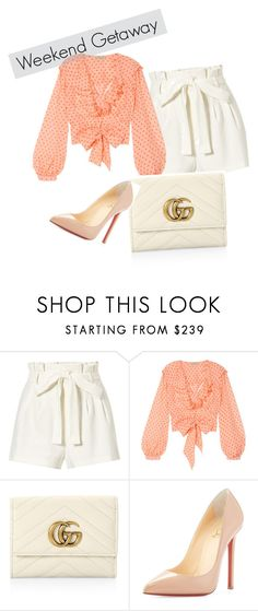 Designer Clothes, Shoes & Bags for Women Lunch Date Outfit, Date Outfits, Casual Outfits, Temperley, Alice Olivia, Christian Louboutin, Gucci, Style Inspiration, London