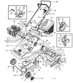 REPLACEMENT PARTS Diagram & Parts List for Model 80135t
