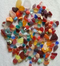 candy genuine sea glass beachenviv ebay