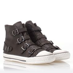 Womens Virgin Sneaker Seal Leather 311126