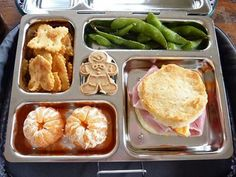 Bring Your Lunch! 12 Healthy Brown Bag Lunches From Our Favorite Bloggers | iVillage.ca Bento Box Lunch