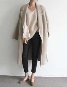 Minimalist outfit ideas wear to work fall fashion # outfits Minimal Fashion, Work Fashion, Style Fashion, Minimal Chic, Minimal Classic Style, Minimalist Fashion Women, Fashion Mode, Office Fashion, Fashion Design