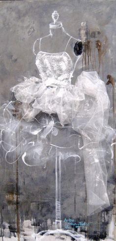 "Andrea Stajan-Ferkul:  ""A Beautiful Mess"""