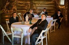 The Groom and his Guys