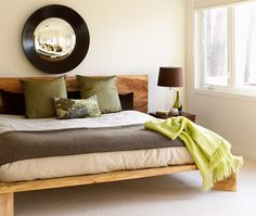 Eco Bedroom Design