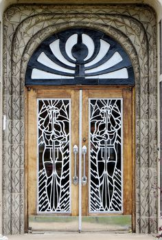 Art Deco Doors - Chicago IL