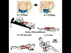 Abs exercises - YouTube