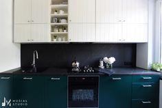Kuchnia styl Nowojorski - zdjęcie od Musiał Studio - Kuchnia - Styl Nowojorski - Musiał Studio