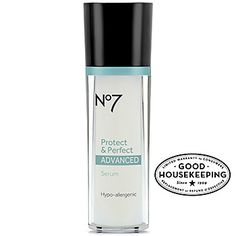 Love that I got 20% off No7 Protect & Perfect Advanced Serum 30ml 1 US ... from Boots Retail USA for $22.99. #GetADVANCED #FrostyVoxBox