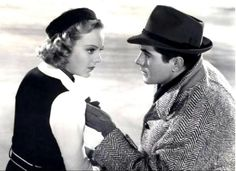 Tyrone Power, Sonja Henie (what movie - they made 2, 1937 and 1939) | Flickr - Photo Sharing!