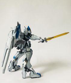 Gundam Bael, Blood Orphans, Sci Fi, Iron, Kit, Studio, Model, Anime, Ideas