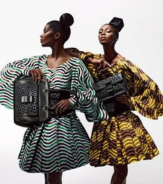 African Haute Couture