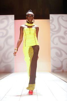 Endexus Creations @afwny 2011 #fashion #africanfashion #pr #luxury #africafashionweek #newyork #ny #avantgarde in #ny