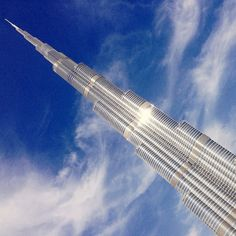 First time I was in Dubai, the tallest building in the world was not yet completed. Its proposed height was a secret and the working title was Burj Dubai.