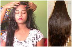 Salute e Bellezza dei Capelli · Indian Head Massage-ASMR Hot Oil Treatment  For Strong Hair 832e319d27cd
