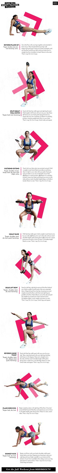 Check out the full post! http://www.bodyrock.tv/fitness/eight-best-booty-training-exercises/