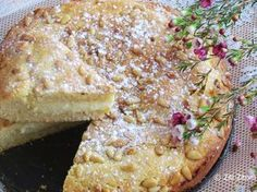 Torta della Nonna (Grootmoeders taart)