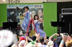 【ライブレポート】<WORLD HAPPINESS 2015>、全8時間全13アクトに歴史と未来   WORLD HAPPINESS   BARKS音楽ニュース