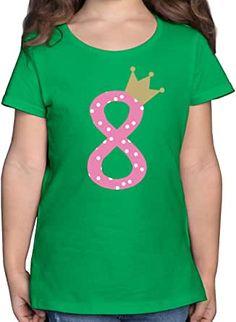 Dieses T-Shirt passt perfekt für den Geburtstag!  #Geburtstag #Birthday #Party #Feiern #HappyBirthday #Spruch #Werbung Kind Mode, T Shirts, V Neck, Tops, Women, Material, Party, Products, Fashion