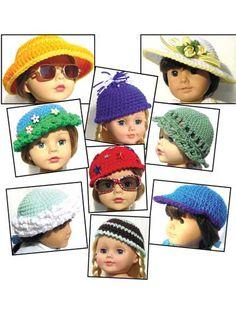 All Hats! Crochet Pattern