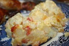 Deep South Dish: Velveeta Truck Stop Potato Casserole