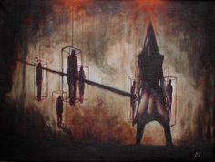 -Pyramid Head- by DeadCamper.deviantart.com on @deviantART