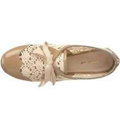 Lace oxford shoes